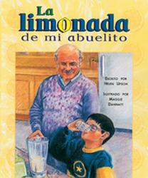Storyteller, Spanish, Night Crickets, (Level I) Grandpa's Lemonade, La limonada de mi abuelito 6-pack