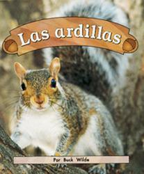 Storyteller, Spanish, Night Crickets, (Level I) Squirrels, Las ardillas 6-pack