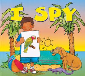 Storyteller Lap Books, I Spy