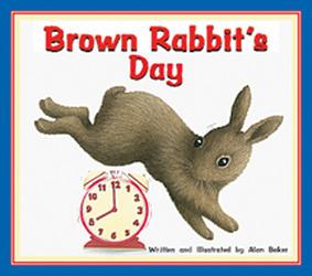Storyteller Concept Books, Brown Rabbit's Day