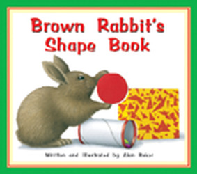 Storyteller Concept Books, Brown Rabbit's Shape Book