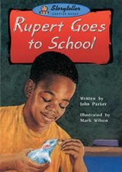 Storyteller, Lightning Bolts, Rupert Goes To School