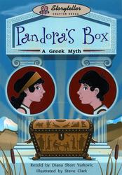 Storyteller Chapter Books, Lightning Bolts, Pandora's Box 6-pack