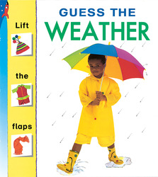 Storyteller Lift the Flaps Books, Guess the Weather, Single Copy