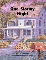 Story Basket, One Stormy Night, Big Book