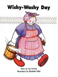 Story Basket, Wishy-Washy Day, Big Book
