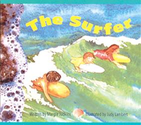 Wonder World, (Level E) The Surfer 6-pack