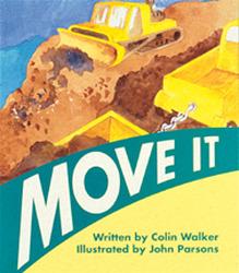 Wonder World, (Level E) Move It 6-pack