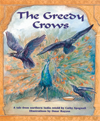 Story Vine The Greedy Crows, 6-pack