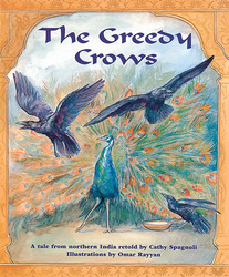 Story Vine The Greedy Crows (Single Copy)