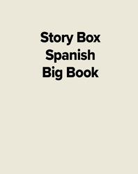 Story Box Uno, uno es el sol  Big Book