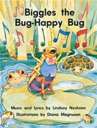 Song Box, Contemporary Songs: Biggles the Bug-Happy Bug, Big Book