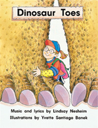 Song Box, Contemporary Songs: Dinosaur Toes, Big Book