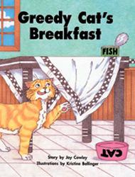 Story Basket, Greedy Cat's Breakfast