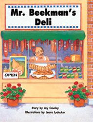 Story Basket, Mr. Beekman's Deli, Big Book