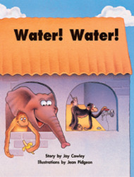 Story Basket, Water! Water!, Big Book