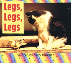 Wonder World, (Level B) Legs, Legs, Legs Big Book