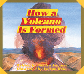 Wonder World, (Level M) How a Volcano is Formed 6-pack