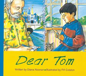 Wonder World, (Level J) Dear Tom 6-pack