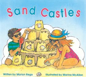 Wonder World, (Level I) Sand Castles 6-pack