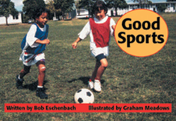 Foundations, (Level G) Good Sports, 6-pack