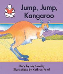 Story Box, Jump, Jump, Kangaroo