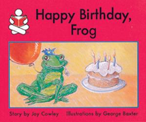 Story Box, Happy Birthday, Frog