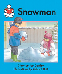 Story Box, (Level A) Snowman, 6-pack