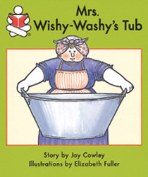 Story Box, (Level B) Mrs. Wishy-Washy's Tub, 6-pack