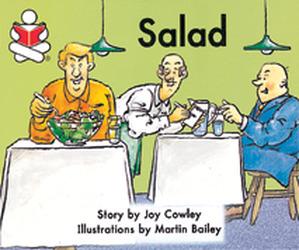 Story Box, (Level B) Salad, 6-pack