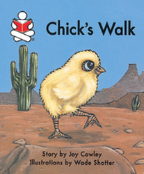 Story Box, (Level B) Chick's Walk, 6 pack