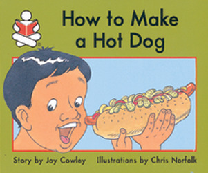Story Box, (Level D) How to Make a Hot Dog
