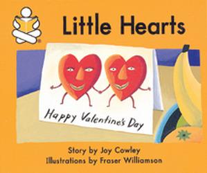 Story Box, (Level E) Little Hearts