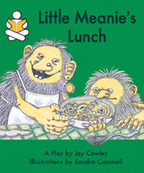 Story Box, (Level E) Little Meanie's Lunch, 6 pack