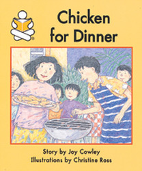 Story Box, (Level E) Chicken for Dinner