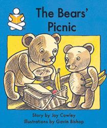 Story Box, (Level E) The Bears' Picnic (6 pack)
