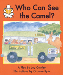 Story Box, (Level E) Who Can See the Camel?