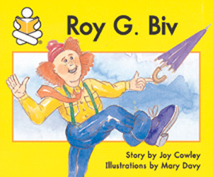 Story Box, (Level G) Roy G. Biv