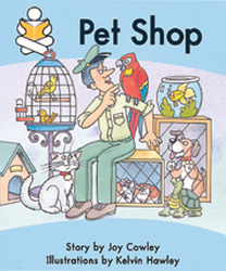 Story Box, (Level G) Pet Shop