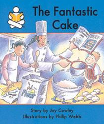 Story Box, (Level G) The Fantastic Cake