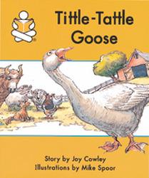 Story Box, (Level H) Tittle-Tattle Goose