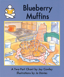 Story Box, (Level H) Blueberry Muffins