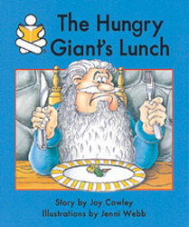 Story Box, (Level H) The Hungry Giant's Lunch