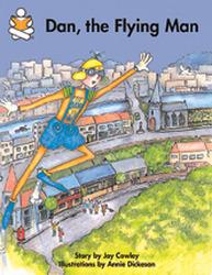 Story Box, Dan, The Flying Man