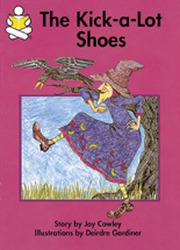 Story Box, The Kick-a-Lot Shoes
