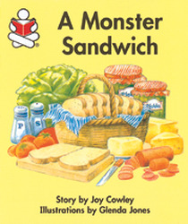 Story Box, (Level B) A Monster Sandwich, 6-pack
