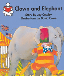 Story Box, (Level D) Clown and Elephant