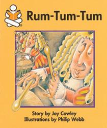 Story Box, (Level F) Rum-Tum-Tum