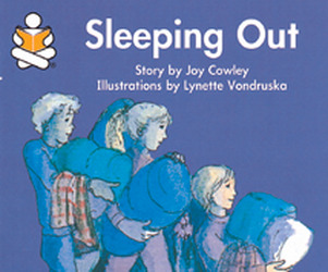 Story Box, (Level F) Sleeping Out
