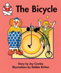 Story Box, (Level B) The Bicycle, Big Book